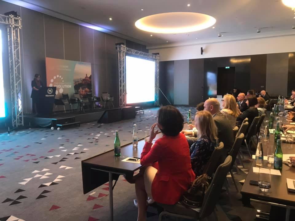 თბილისში ნაღდი ფულის მიმოქცევის მართვის საკითხზე კონფერენცია იმართება