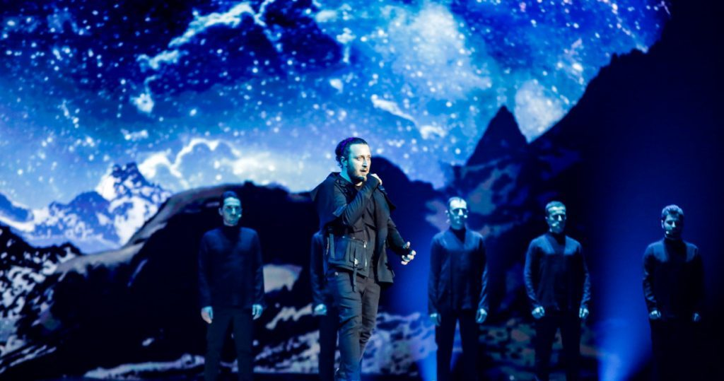 Oto Nemsadze to perform in first semi-final of 2019 ESC tonight