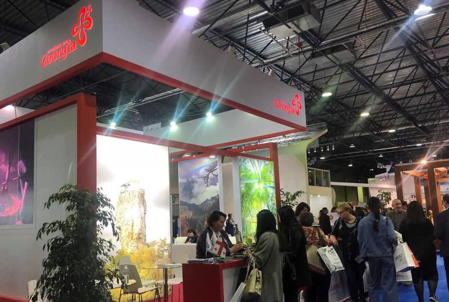 Georgia takes part in international tourist exhibition in Kazakhstan