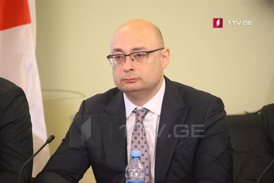 Giorgi Kobulia says he may continue political activity in Georgia