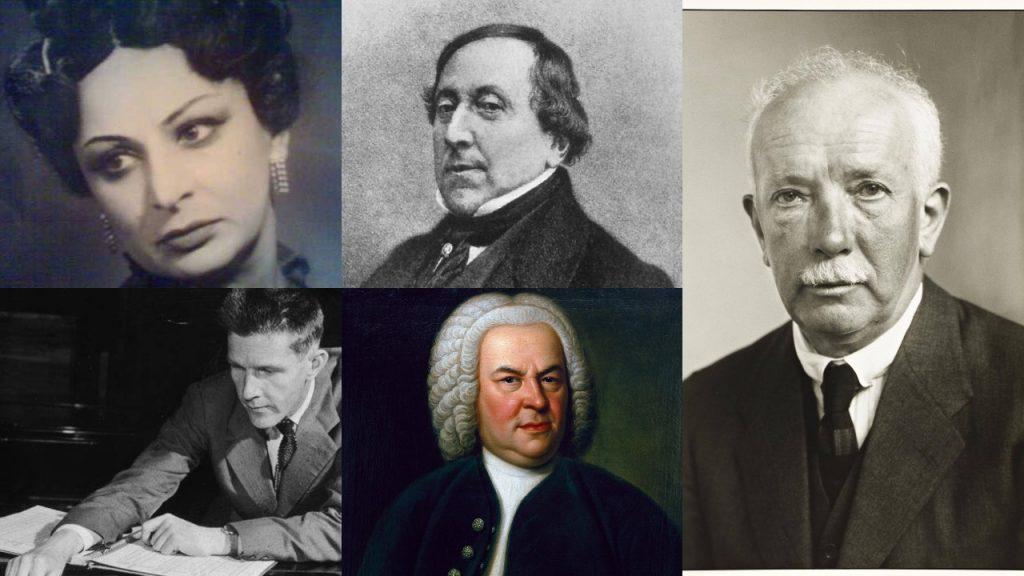 კლასიკა ყველასთვის - მედეა ამირანაშვილისადმი მიძღვნილი საღამო / ინტერმედია / XX საუკუნე კლასიკა
