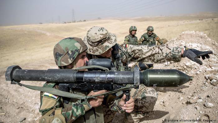 Германия и Нидерланды приостановили учебные миссии в Ираке из-за напряженности на Ближнем Востоке