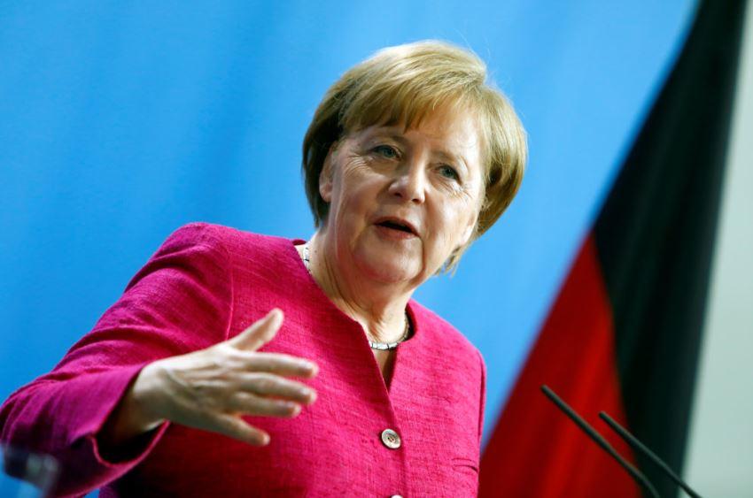 ანგელა მერკელი - ევროპა უნდა გაერთიანდეს, რათა წინ აღუდგეს ჩინეთს, რუსეთსა და აშშ-ს