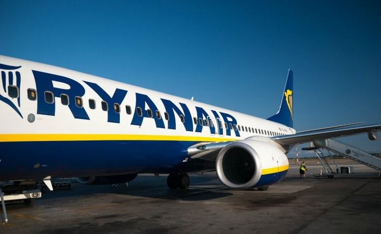 «Ryanair», предположительно, в ближайшем будущем начнет полеты из Тбилиси и Кутаиси