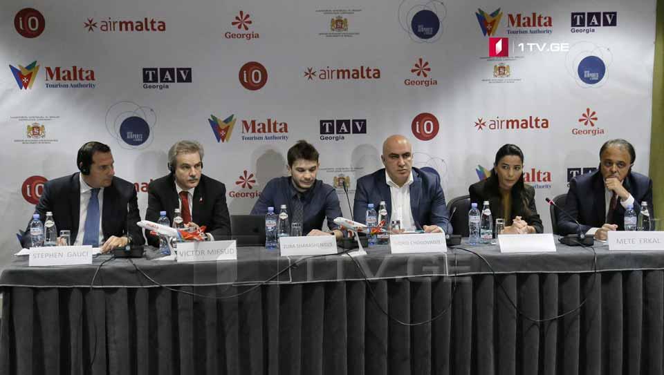 «Աիր Մալթա»(AIR MALTA) ավիաընկերությունը Վրաստան թռիչքները սկսելու է հուլիսի 4-ից