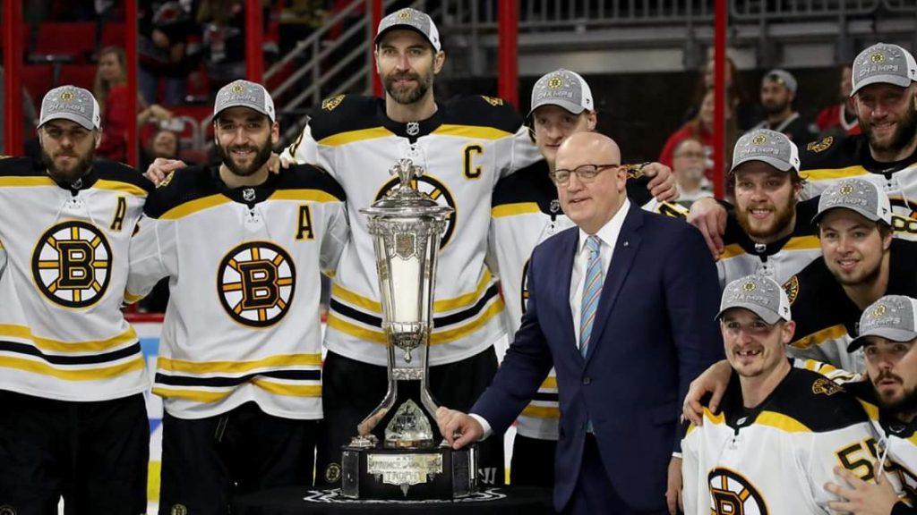 ჰოკეის ეროვნული ლიგა (NHL) - პლეიოფი, კონფერენციის ფინალი