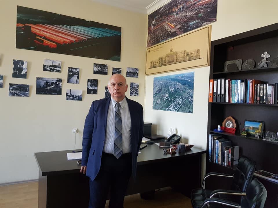 """""""ქართული ფოლადის"""" ერთ-ერთი საამქროს გაფიცულ თანამშრომლებთან ადმინისტრაციამ შეთანხმებას მიაღწია"""