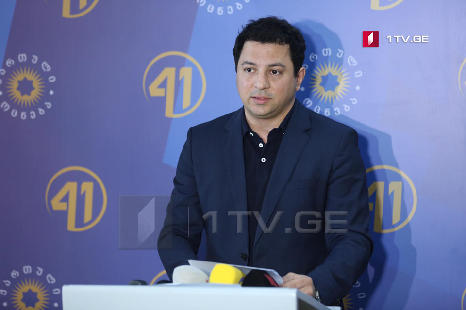 Archil Talakvadze – Gega Shengelia is leading in elections based on every data and that is why tension increased