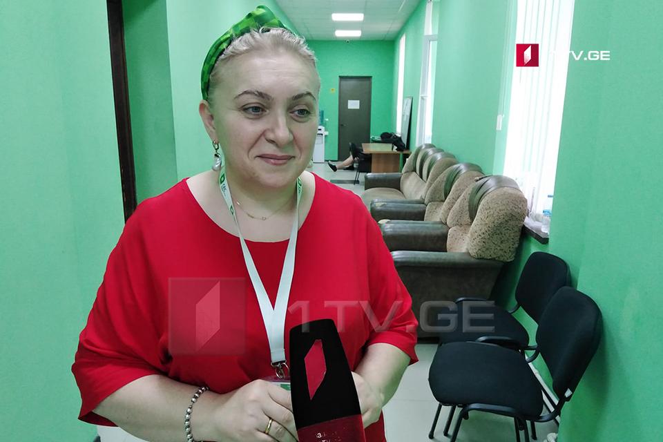 Миранда Месхи заявляет, что правоохранители будут охранять избирательные участки в Зугдиди в вечерние часы