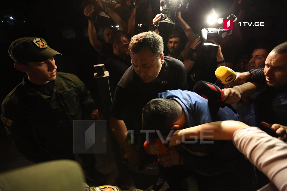 В Зугдиди задержали два лица в связи с инцидентом произошедшим около 87-го избирательного участка