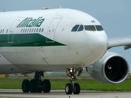 იტალიაში აეროპორტებისა და სადისპეტჩერო სამსახურის თანამშრომლები გაიფიცნენ