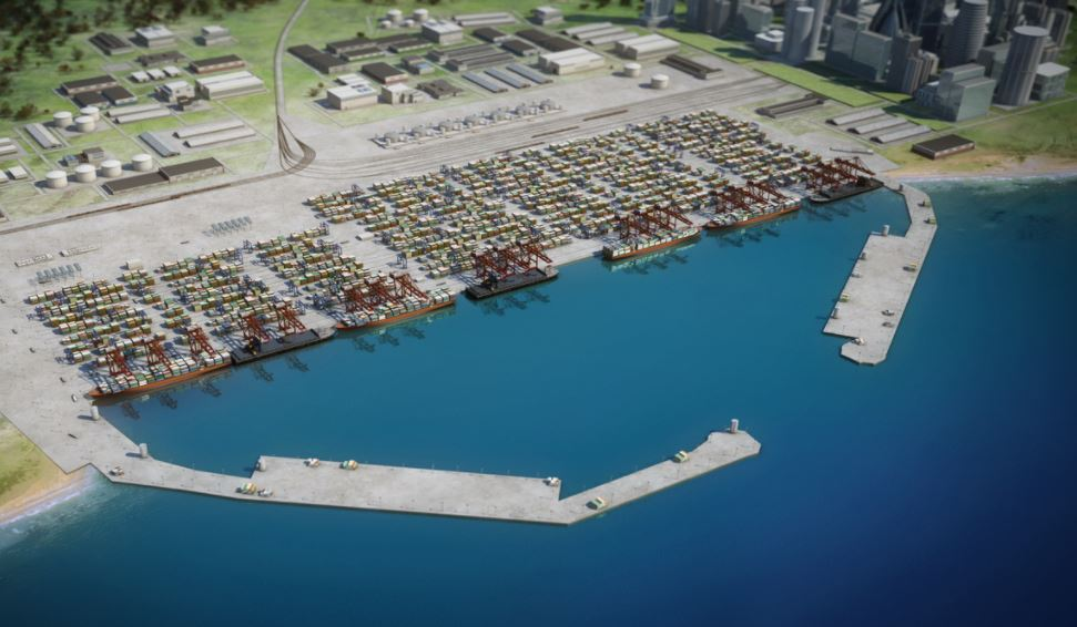 Negotiations being held on financing of Anaklia Port construction