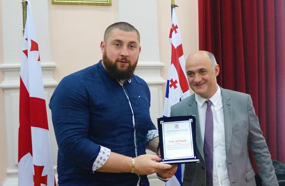 Лаше Талахадзе присвоено звание почетного гражданина Батуми