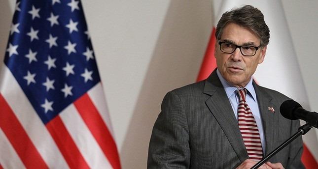 """Рик Перри - Вашингтон ужесточит санкции в отношении проекта магистрального газопровода """"Северный поток 2"""""""