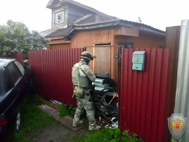 რუსეთში სპეცოპერაციის დროს ტერორისტების ლიკვიდირება მოახდინეს