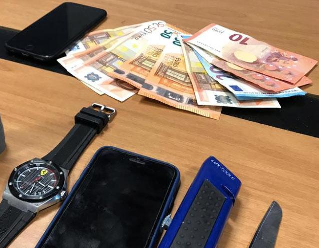 В Италии задержаны четверо грузин по обвинению в квартирных кражах