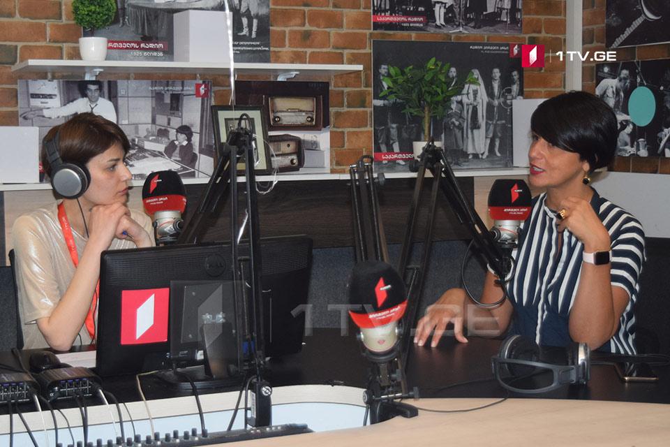 ღია სტუდია - ქართული რადიოს დღე