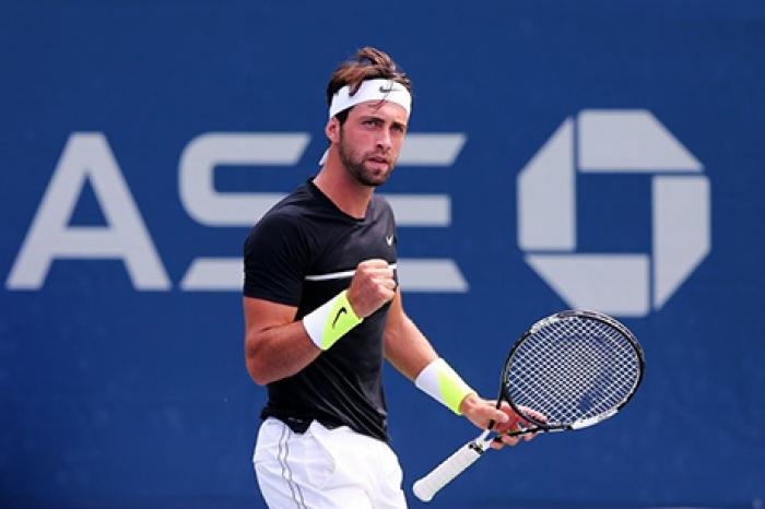 Nikoloz Basilashvili to move up to No.16 in ATP rankings