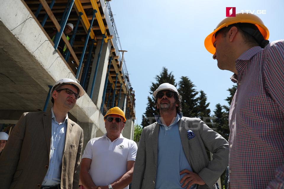 «Քարթու» հիմնադրամի ֆինանսավորմամբ, վերականգնվում-վերանորոգվում է Թբիլիսիի հայկական թատրոնը