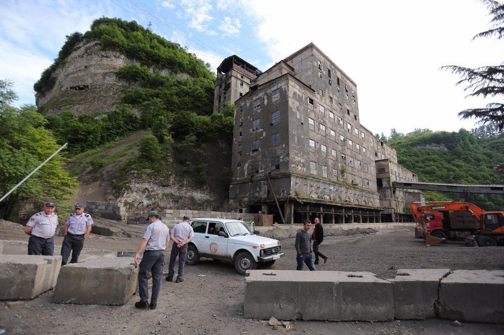 «Georgian Manganese» - Компания приняла решение вновь приостановить работы