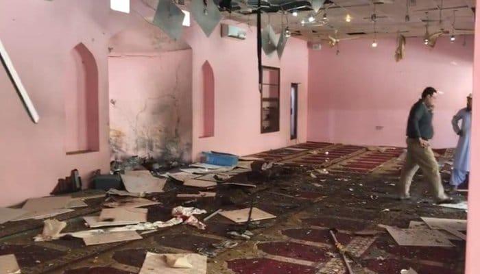 პაკისტანში, მეჩეთში აფეთქების შედეგად ორი ადამიანი დაიღუპა