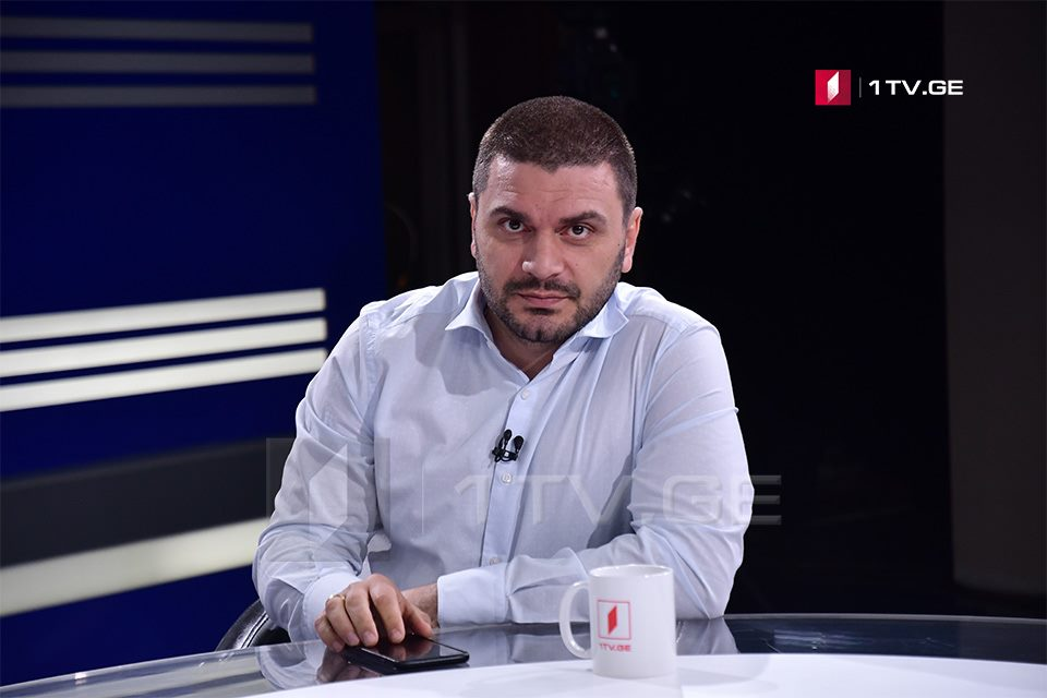 """მერაბ ლომინაძე - """"ნამახვანჰესი"""" არ არის საერთაშორისო პროექტი, ეს არის ქართული პროექტი, რომელიც ქართულ საქმეს, ქართულ საზოგადოებას ემსახურება"""