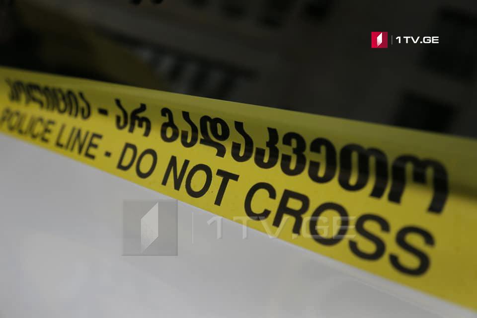 Возле одного из жилых корпусов в Варкетили мобилизована полиция