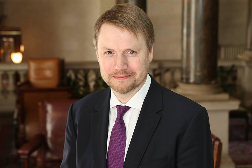 British ambassador congratulates Georgia on Independence Day in Georgian language