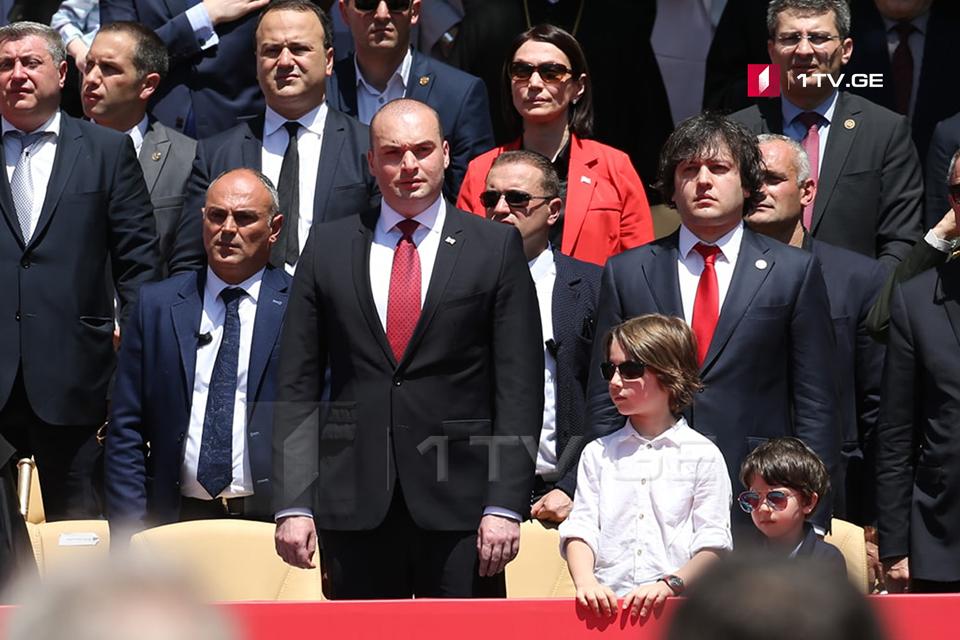 Мамука Бахтадзе - Обращаюсь к нашим согражданам абхазам и осетинам, мы представляем будущее Грузии только вместе с вами
