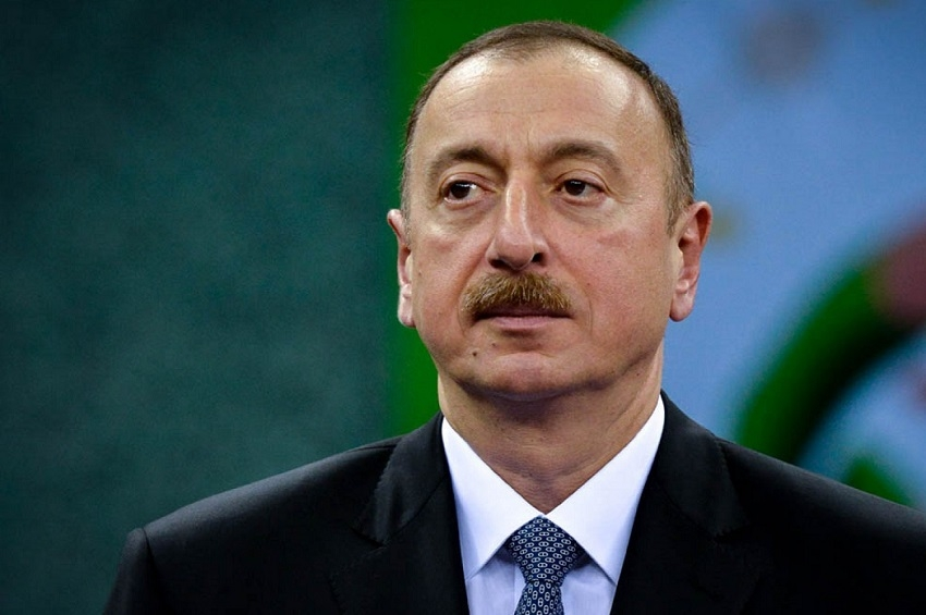 Ilham Aliyev: I wish people of Georgia peace and prosperity