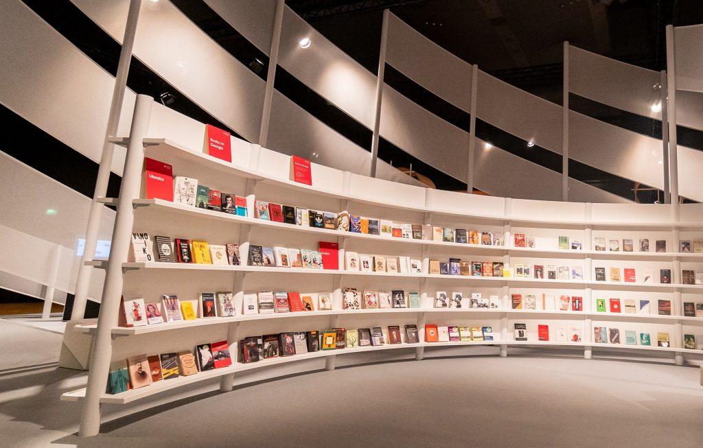 """ეროვნულ ბიბლიოთეკაში გამოფენა """"წიგნები საქართველოზე"""" გაიხსნება"""