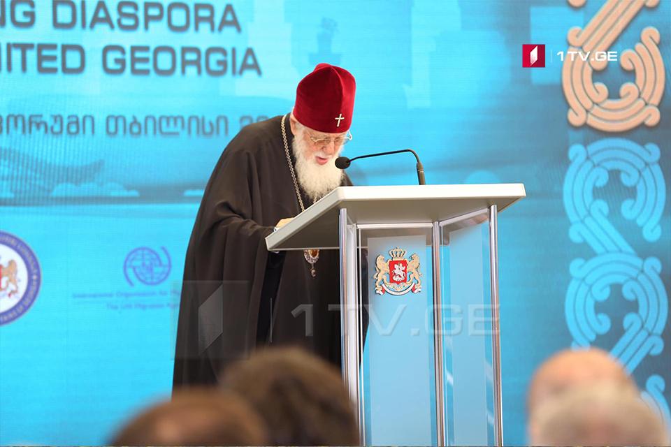 Илия II - Многие грузины находятся за границей в тюрьме, мы должны сделать все, чтобы искоренить эти отрицательные стороны