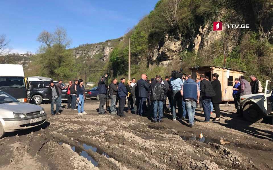 Бастующие в Чиатурашахтеры и администрация «Georgian Manganese» достигли соглашения