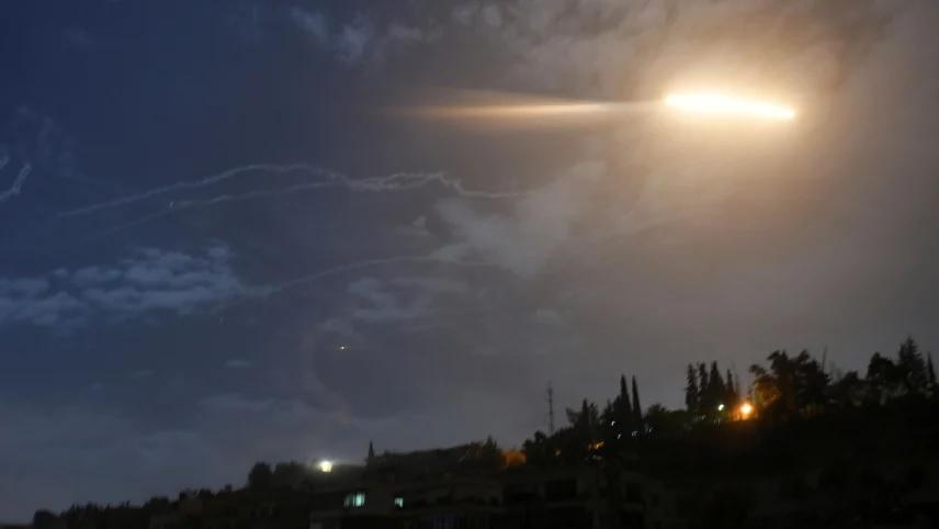 ისრაელის შეიარაღებულ ძალებში აცხადებენ, რომ სირიაში ანტისარაკეტო სისტემები დაბომბეს
