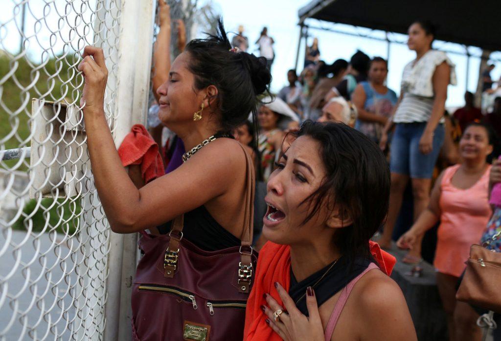 Բրազիլիայի 4 բանտերում վերջին երկու օրվա ընթացքում զոհվել են տասնյակ կալանավորներ