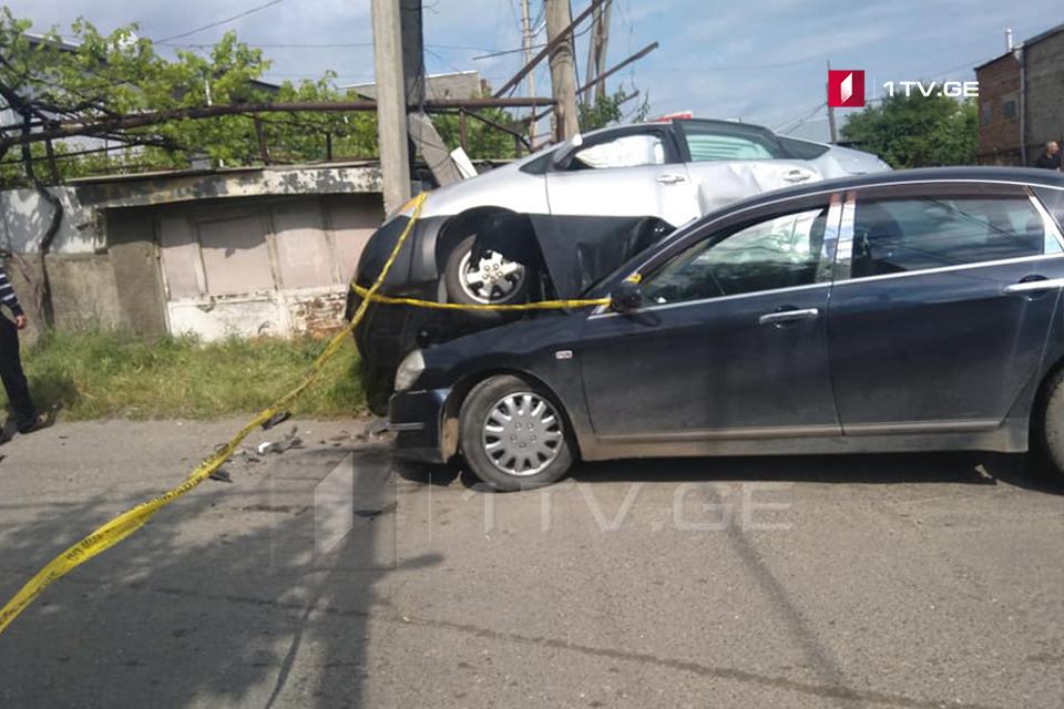 თელავში ავარიის შედეგადახალგაზრდა მამაკაცი დაიღუპა