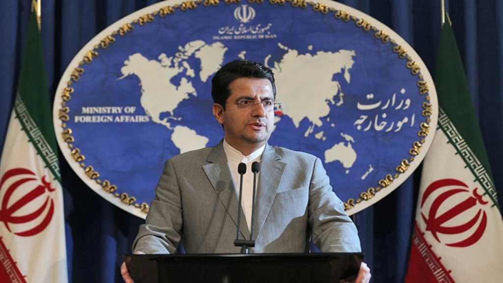 ირანის საგარეო საქმეთა სამინისტროს პრესსპიკერი - ირანი ამერიკის შეერთებულ შტატებთან მოლაპარაკების პერსპექტივას ვერ ხედავს