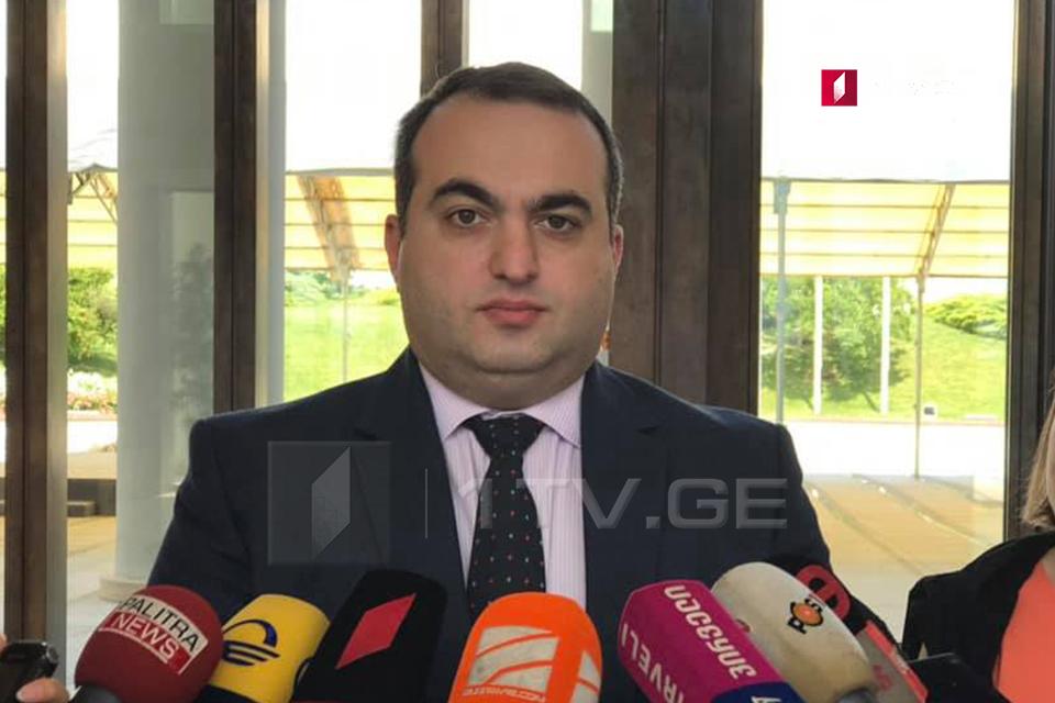 Лаша Дарсалия - Из-за общего фона российско-грузинских отношений Женевские переговоры еще более усложнены и по этом вопросам будет обсуждение