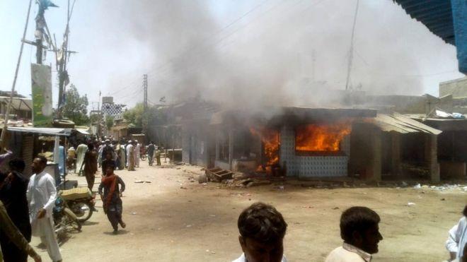 პაკისტანში ინდუისტი ვეტერინარი ღვთის გმობაში დაადანაშაულეს