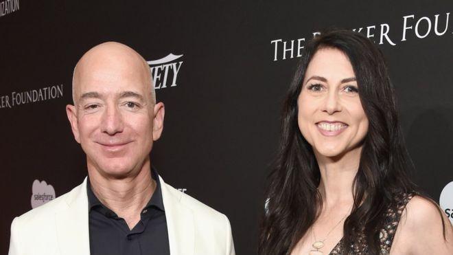 ჯეფ ბეზოსის ყოფილი მეუღლე განქორწინების შემდეგ მიღებული 37 მილიარდი დოლარის ნახევარს ქველმოქმედებაში დახარჯავს