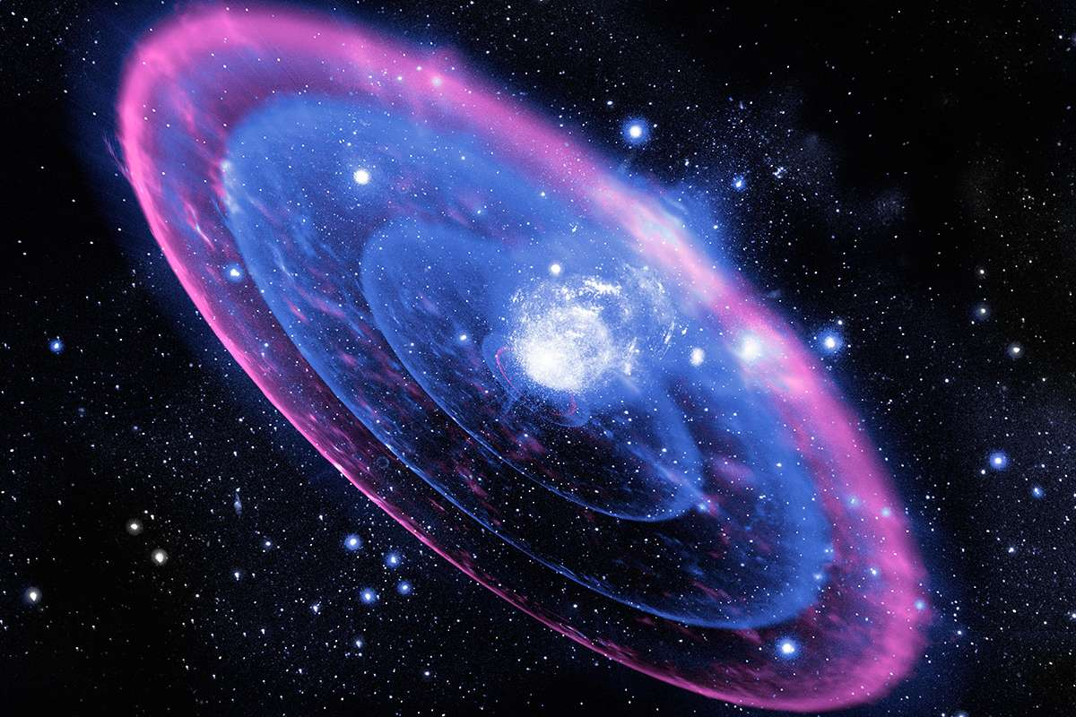 ადამიანებმა ორ ფეხზე სიარული შესაძლოა, ახლომდებარე ვარსკვლავის აფეთქების გამო დაიწყეს - ახალი კვლევა