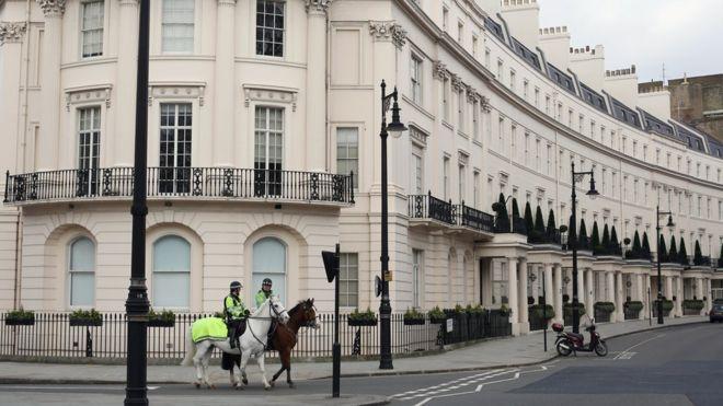 ლონდონში 100 მილიონი დოლარის ღირებულების უძრავი ქონება დააყადაღეს