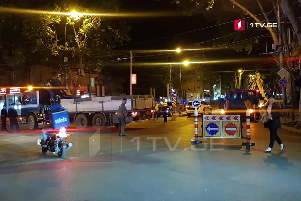 «Սիստրա» ընկերության որոշմամբ, Ճավճավաձեի պողոտայում ավտոբուսների գծերը տեղակայվելու են ճանապարհի մեջտեղում. Կախա Կալաձե