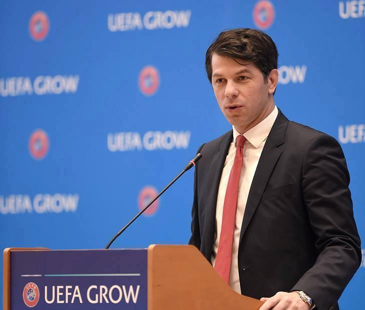 """პირველად ჩვენი ფეხბურთის ისტორიაში - კობიაშვილი """"უეფას"""" (UEFA) კომიტეტს უხელმძღვანელებს"""