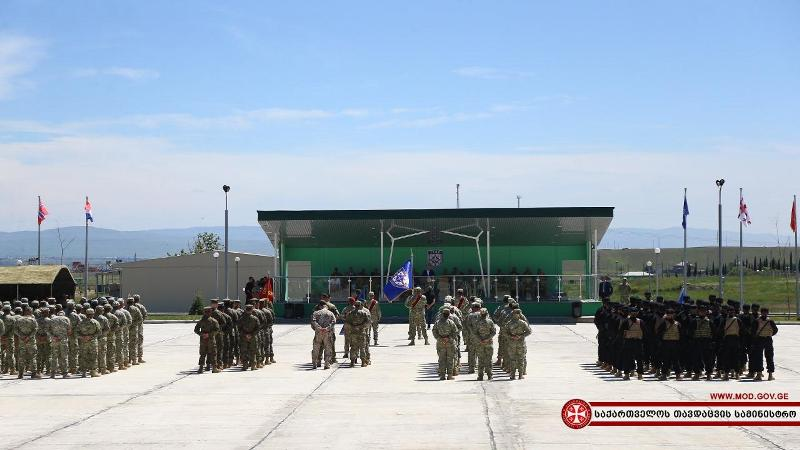 Three years passed since the establishment of NATO-Georgian Joint Training and Evaluation Centre
