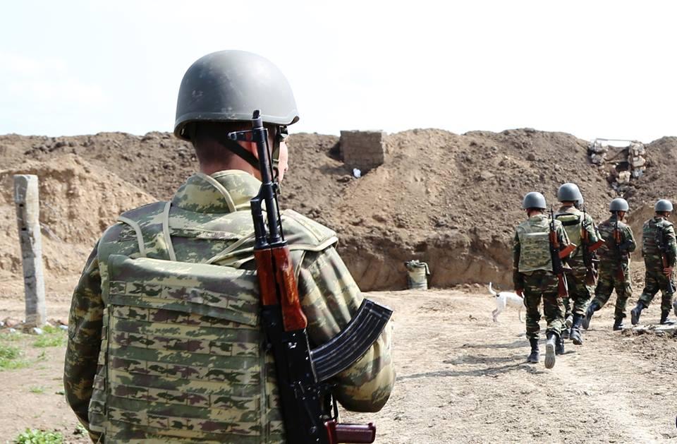 В Агдамском районе погиб военнослужащий армии Азербайджана