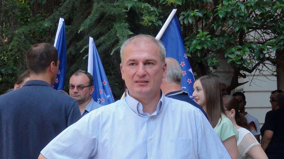 Каха Дзагания обращается к Шалве Нателашвили - Шалико, твои проказники состарились и ты уже смешон