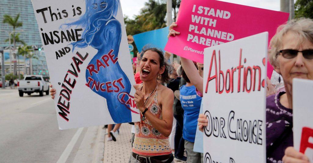 მისურის შტატში ორსულობის ხელოვნურად შეწყვეტა კანონით აიკრძალა