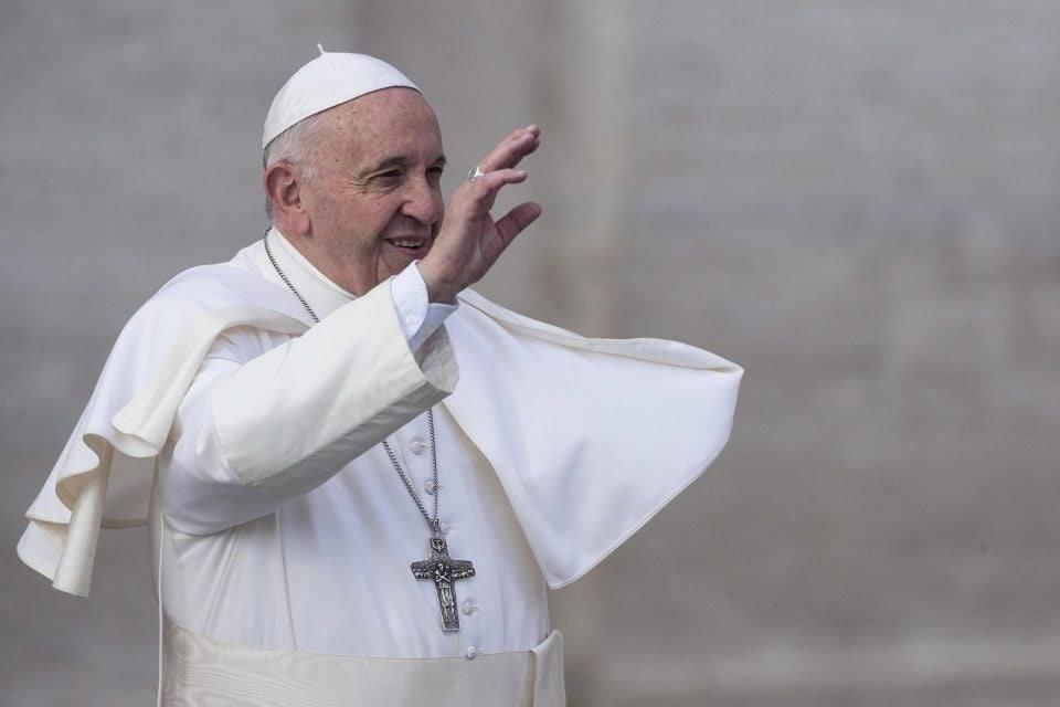 Папа Римский посетил Румынию