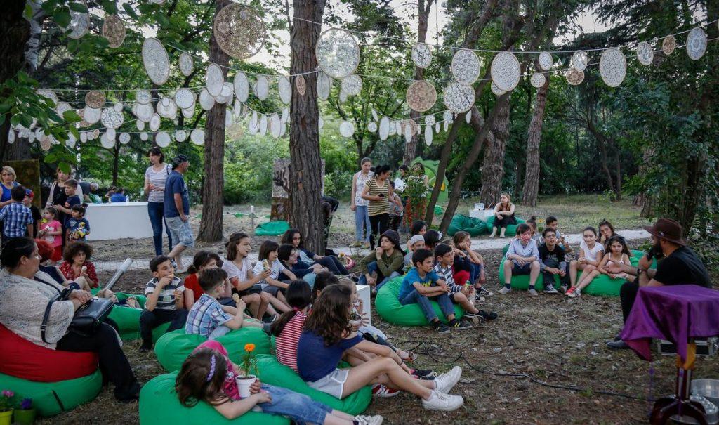 გარემოს დაცვისა და სოფლის მეურნეობის სამინისტროშიბავშვთა დაცვის საერთაშორისო დღესთან დაკავშირებული ღონისძიებები გაიმართა
